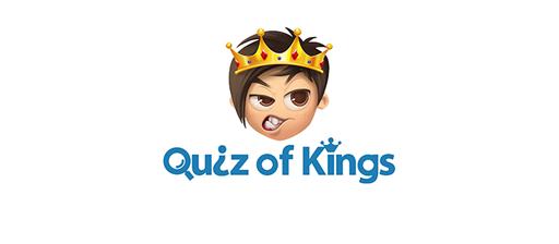 quizofkings logo